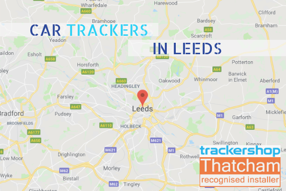 CAR TRACKERS IN LEEDS