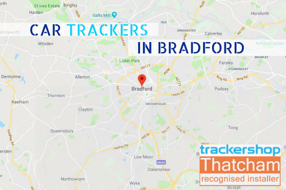 CAR TRACKERS IN BRADFORD