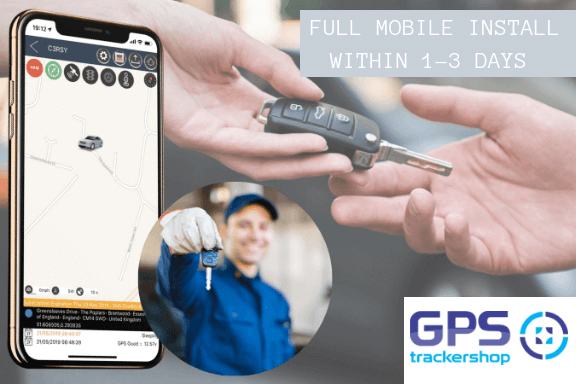 CAR TRACKER INSTALLERS IN THE UK