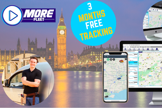 Fleet Tracking in London