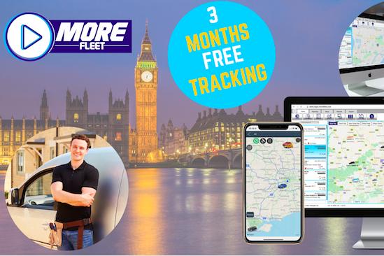 Fleet Tracking in London