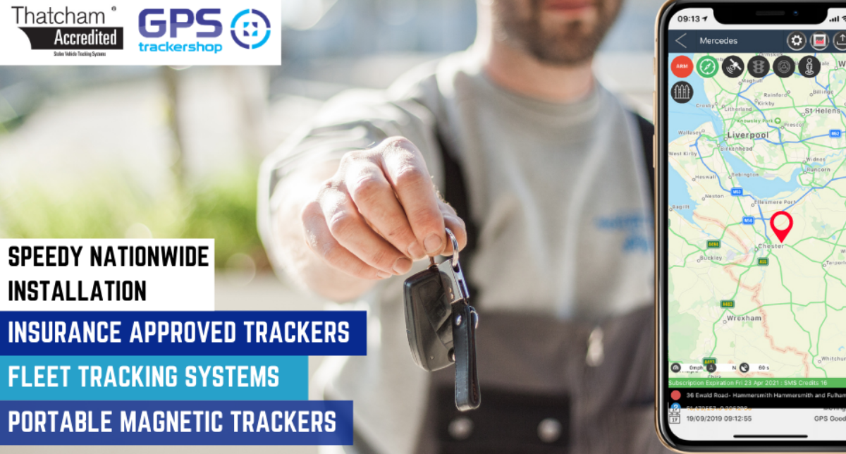 Vehicle Trackers in Cheshire