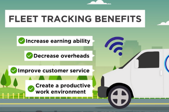 Commercial Vehicle Tracking