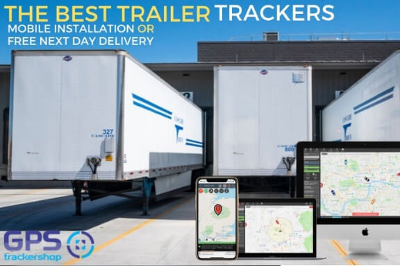 GPS TRACKERS FOR TRAILERS