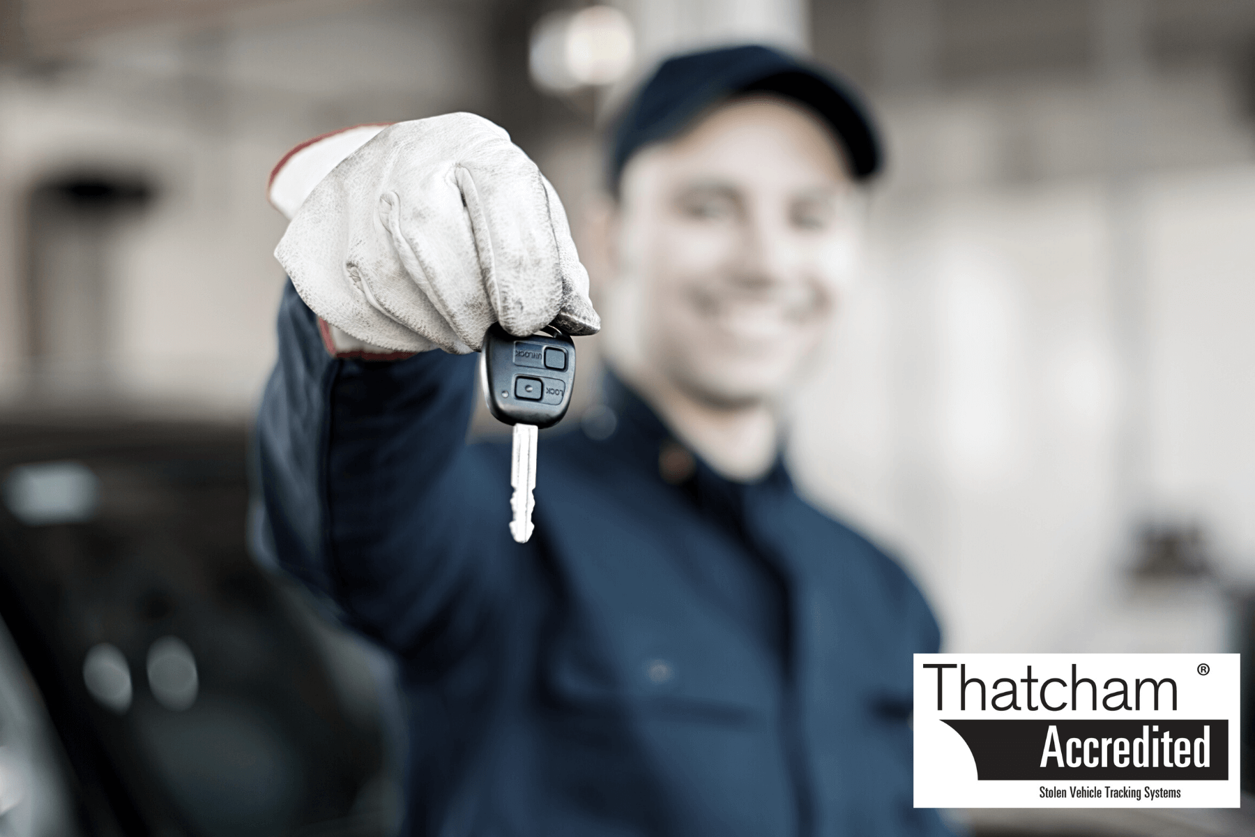 Vehicle Trackers Staffordshire